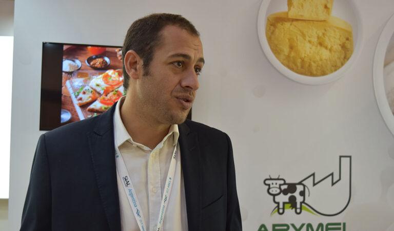 Pampa Cheese cerró contrato para exportar quesos a Shanghai