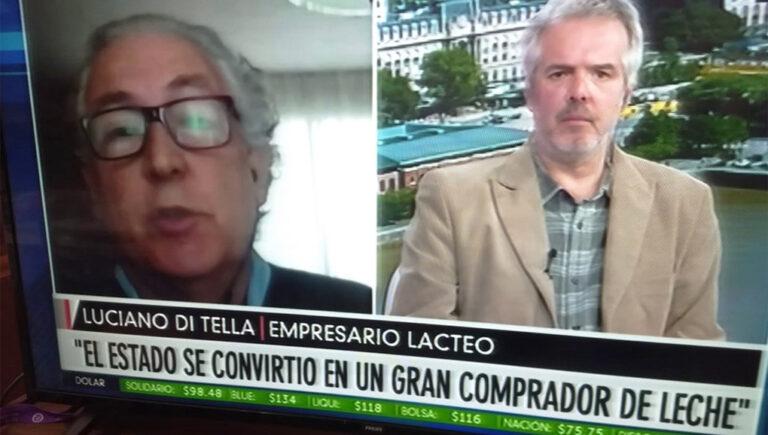 La baja del IVA y el consumo de lácteos: La mirada de Luciano Di Tella