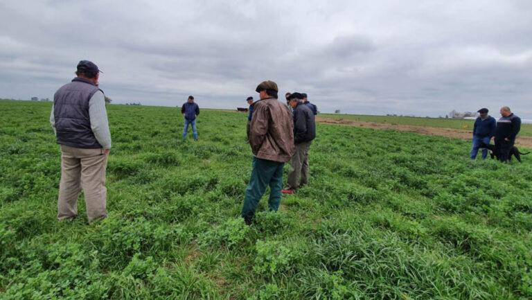 Entre Ríos: Capacitaron a productores tamberos-queseros
