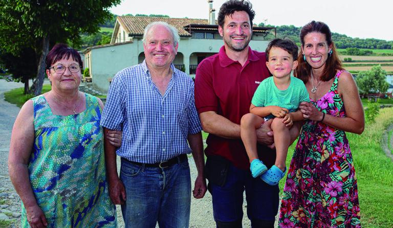 Can Barrina, una apuesta por la genómica desde el corazón de Cataluña