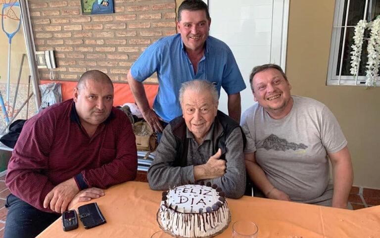 """Falleció """"Pocho"""" Seia, un tambero emblemático de Villa María"""