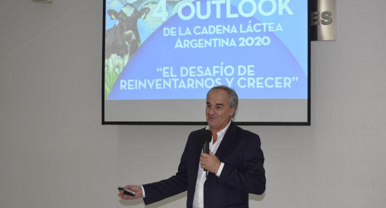 El sector ya palpita el 4to. Outlook de la Cadena Láctea Argentina