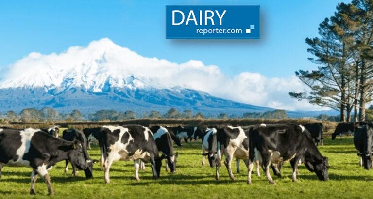 Nueva Zelanda: los productores de Fonterra reciben informes de emisión de gases
