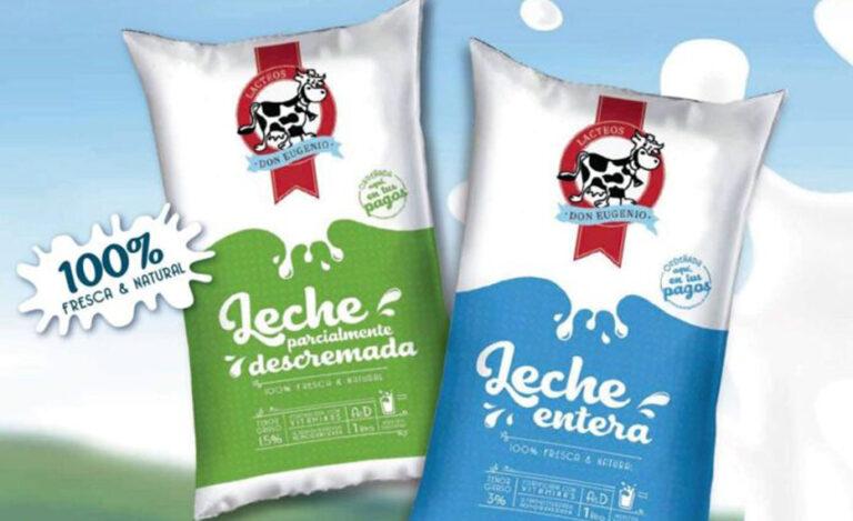 Pyme láctea de Pergamino produce leche fresca en sachet