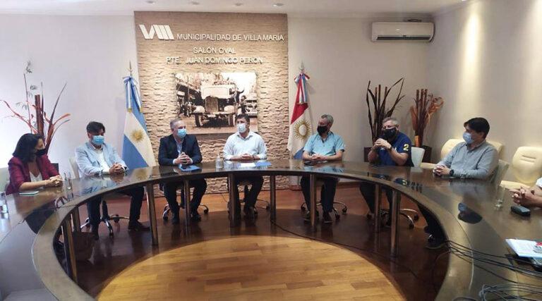 Villa María: Una empresa privada construirá la cámara de maduración de quesos