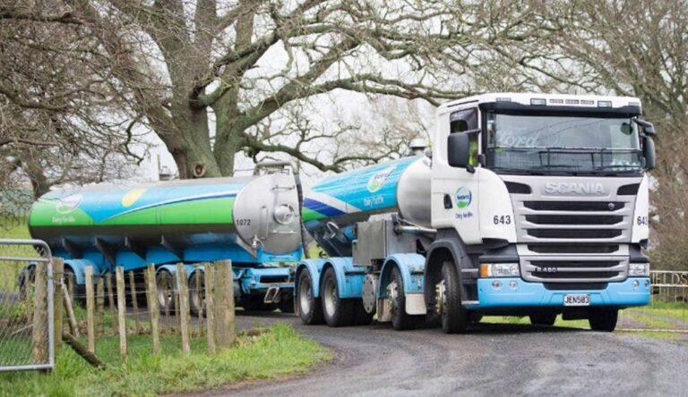 Fonterra eleva sus previsiones de pago del precio de la leche