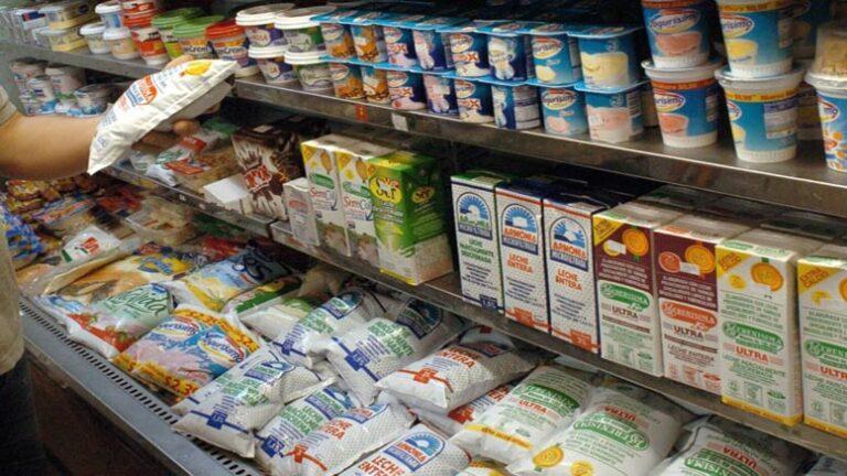 Una cuarta parte del precio de la leche en góndola corresponde a impuestos
