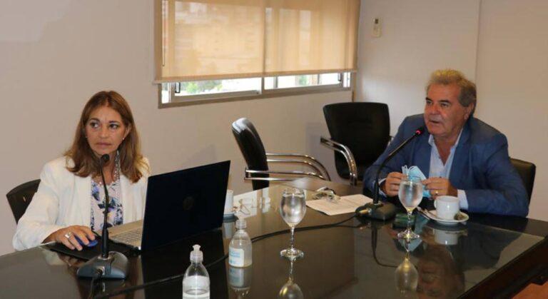 Temas de la Mesa Lechera en Córdoba: financiamiento, caminos y BPT