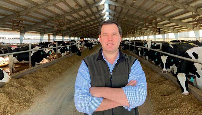 Imperdible: Gustavo Schuenemann analiza el presente y el futuro de la lechería norteamericana