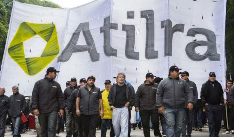 Atilra llegó a un acuerdo paritario por un 30%