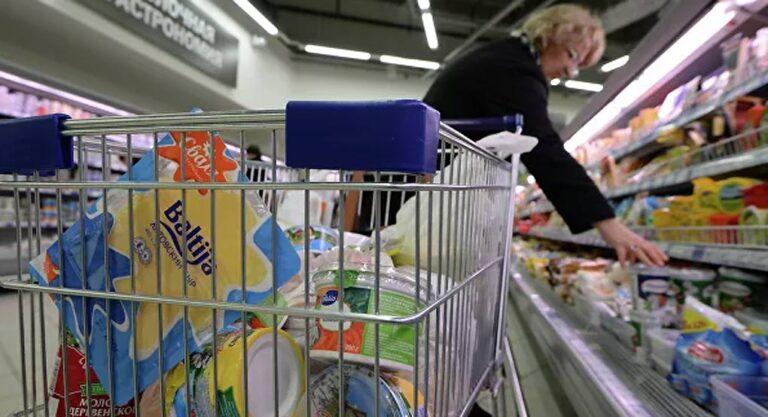 Rusia redujo las importaciones de lácteos en un 10%