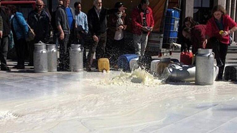España: 700 productores de leche han abandonado la actividad en el último año