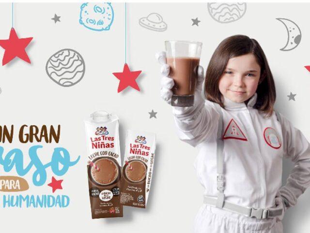 Las Tres Niñas lanza Leche con Cacao, un nuevo producto listo para disfrutar