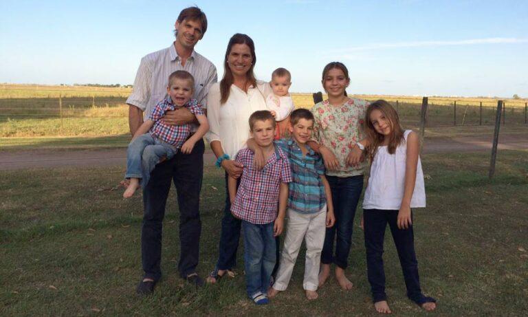 Cuando la producción lechera se sostiene alrededor de las familias