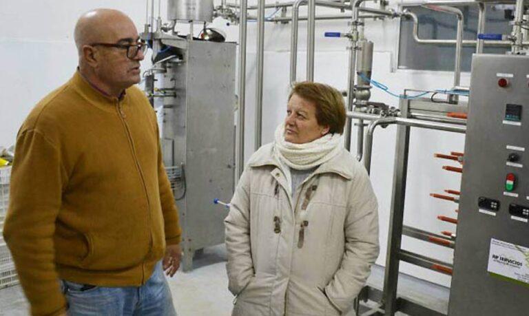 Pesar por el fallecimiento de Alfredo Trucchia, industrial lácteo de Pergamino