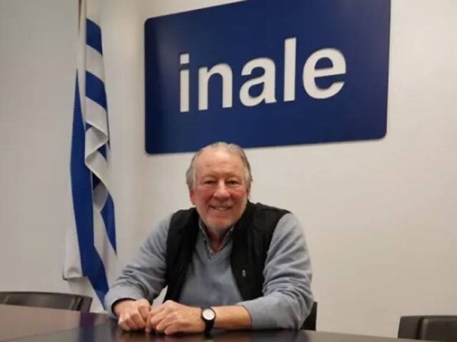 Uruguay: Juan Daniel Vago como presidente del Inale