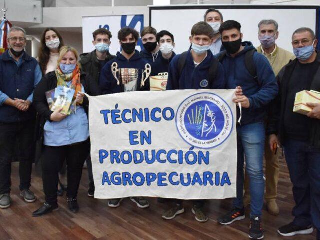 El Belgrano de Pozo del Molle se llevó la Copa en las Olimpíadas lecheras Nacionales