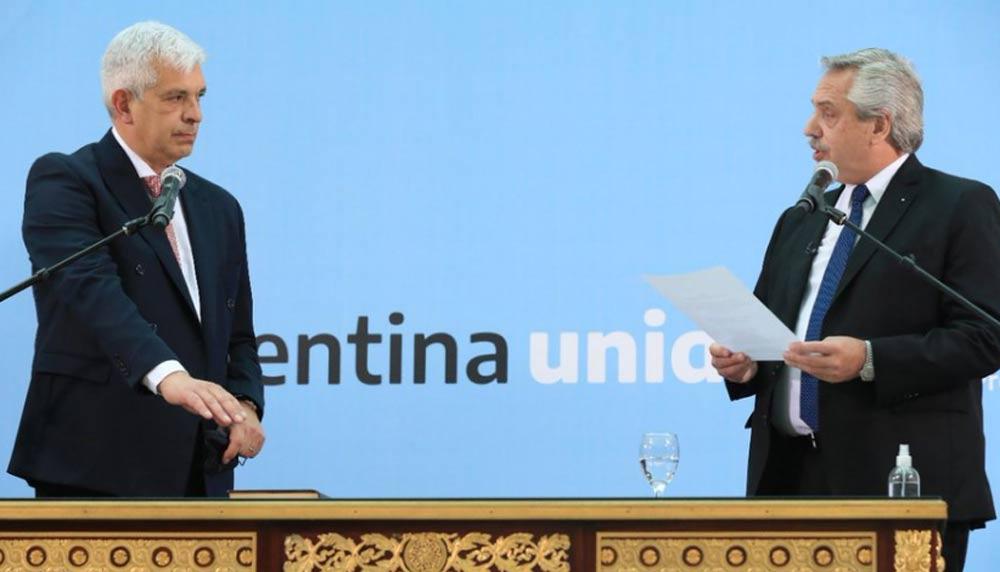 Arturo Videla continuará en el cargo de titular de la Dirección Nacional Láctea